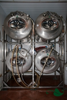 Beer Tanks